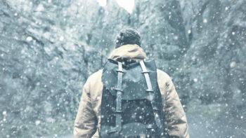 Permalink zu:Wandern in der Schweiz im Winter